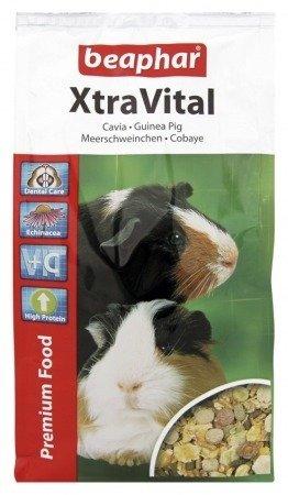 BEAPHAR XtraVital GUINEA PIG 1kg - karma dla świnek morskich