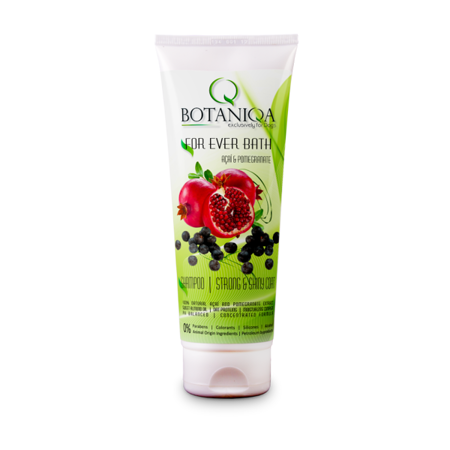 Botaniqa Szampon FOR EVER BATH Açaí & Pomegranate  250 ml