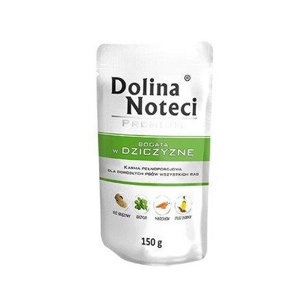 DOLINA NOTECI PREMIUM BOGATA W DZICZYZNĘ 150 g