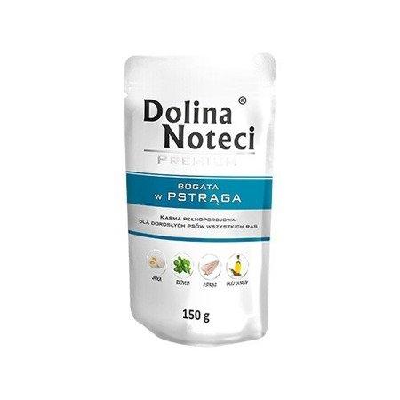 DOLINA NOTECI PREMIUM BOGATA W PSTRĄGA 150 g