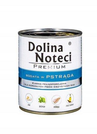 DOLINA NOTECI PREMIUM BOGATA W PSTRĄGA 800 g