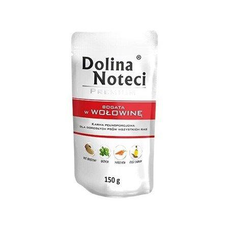 DOLINA NOTECI PREMIUM BOGATA W WOŁOWINĘ 150 g