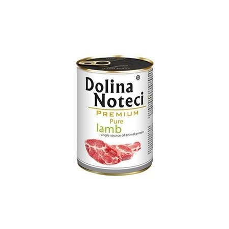 DOLINA NOTECI PREMIUM PURE JAGNIĘCINA 400 g