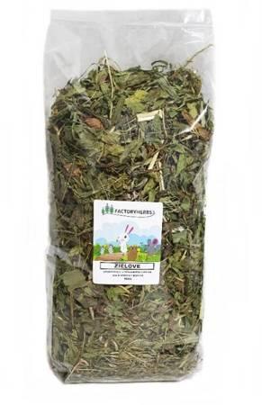 FactoryHerbs ZIELOVE uzupełniająca mieszanka ziołowa dla królików i gryzoni 500g