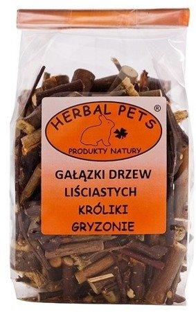 HERBAL Pets Gałązki Drzew Liściastych 75 g
