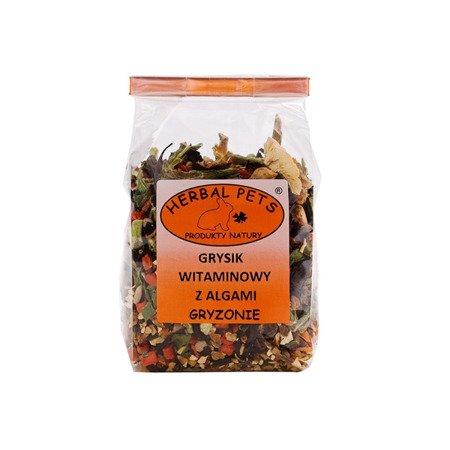 HERBAL Pets Grysik witaminowy z algami 150 g