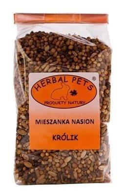 HERBAL Pets Mieszanka nasion 150g dla królików