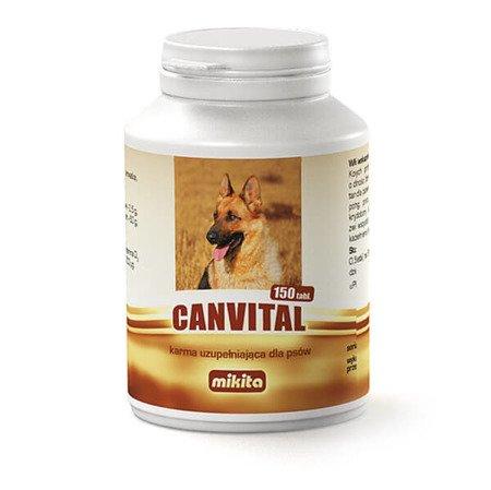 Mikita Canvital tabletki 150 szt.