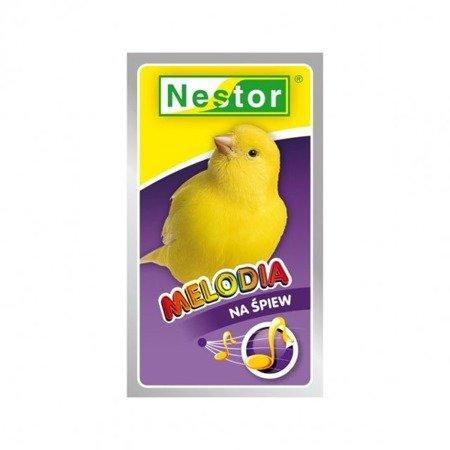 Nestor Melodia odżywka dla kanarków pobudzająca do śpiewu 20 g