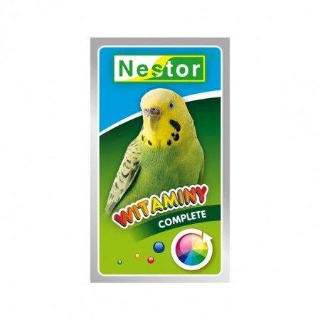 Nestor witaminy Complete dla papużek falistych 20 g