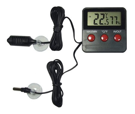 Repti Good Termohigrometr elektroniczny TH-7