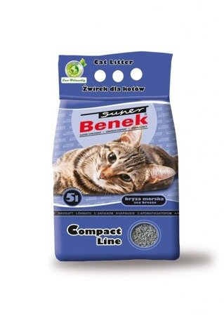 Super Benek COMPACT MORSKA BRYZA 5 l