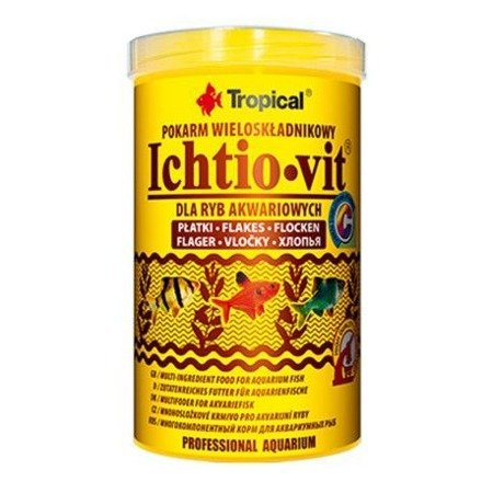 Tropical ICHTIO VIT 500 ml / 100 g