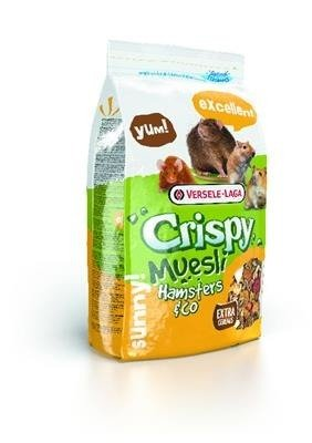 Versele Laga Crispy Muesli - Hamster&Co 1 kg - mieszanka dla chomików