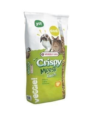 Versele Laga Crispy Muesli - Rabbits 400g - mieszanka dla królików miniaturowych