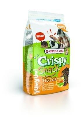 Versele Laga Crispy Snack Fibres 1,75 kg - granulat warzywny/karma uzupełniająca dla gryzoni