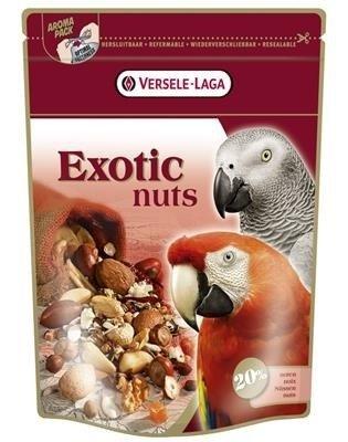 Versele Laga Exotic Nuts 750g - mieszanka orzechowa dla dużych papug