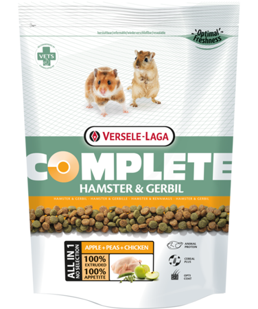 Versele Laga Hamster & Gerbil Complete 500 g