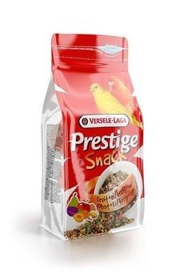 Versele Laga Prestige Snack Canaries 125g - przysmak z biszkoptami i owocami dla kanarków