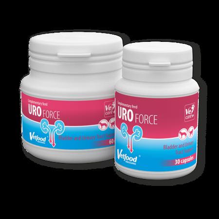 Vetfood UROforce 60 tabletek
