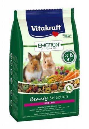 Vitakraft Emotion Beauty Selection karma dla królika Junior 600 g
